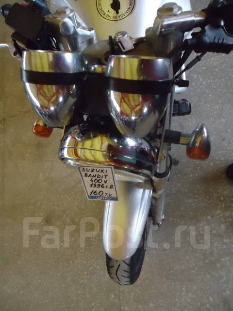 Suzuki GSF 400 Bandit. 400куб. см., исправен, птс, без пробега