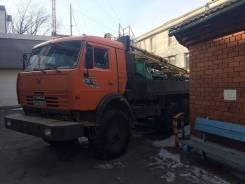 Камаз 43114. Продается буровая установка ПБУ-2-18 на базе -1025-15, 10 850 куб. см.