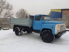 ГАЗ 53. Газ 53 самосвал, 3 000 куб. см., 5 000 кг.