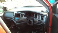 Панель приборов. Mazda MPV, LW3W Двигатель L3