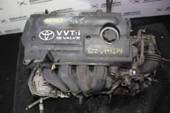Двигатель в сборе. Toyota Avensis, ZZT220, ZZT250 Toyota Corolla Verso, ZZE121 Toyota Corolla, ZZE120, ZZE120L, ZZE121, ZZE121L Двигатель 3ZZFE