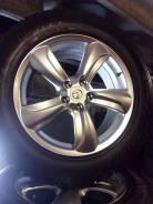 Bridgestone Winter Dueler DM-Z2. Зимние, без шипов, 2010 год, износ: 5%, 4 шт
