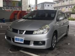 Nissan Wingroad. автомат, передний, 1.5, бензин, 59 100тыс. км, б/п, нет птс. Под заказ