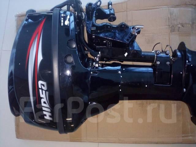 Hidea. 9,90л.с., 2-тактный, бензиновый, нога S (381 мм), Год: 2018 год