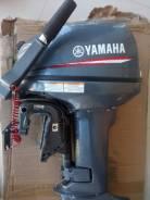 Yamaha. 15,00л.с., 2-тактный, бензиновый, нога S (381 мм), Год: 2012 год. Под заказ
