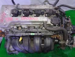 Двигатель в сборе. Toyota Auris, ZZE150, NRE150 Toyota Corolla, ZZE150, NRE150, ZZE120L, ZZE120 Двигатель 4ZZFE