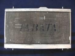 Радиатор охлаждения двигателя. Subaru Legacy, BE5, BH5