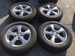 215/60 R16 Bridgestone Blizzak Revo1 литые диски 5х114.3 (L17-1607)