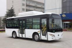 Yutong ZK6852HG. Городской газовый автобус , 5 200куб. см., 60 мест