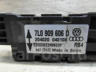 Датчик airbag. Volkswagen Touareg, 7L6, 7LA Volkswagen Phaeton, 3D1, 3D2, 3D3, 3D4, 3D6, 3D7, 3D8, 3D9 Porsche Cayenne Двигатели: AXQ, AYH, AZZ, BAA...