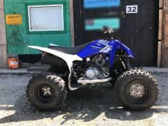 Yamaha Raptor 125. исправен, есть птс, с пробегом