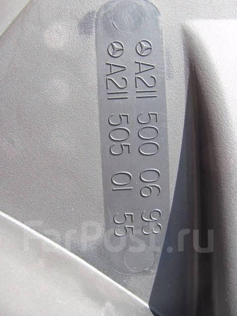 Вентилятор охлаждения радиатора. Mercedes-Benz E-Class, S211, W211 Mercedes-Benz CLS-Class, C219 Двигатели: M112E26, M112E32, M113E50, M113E55, M271KE...
