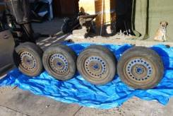 Продам комплект колес без пробега по РФ. x15 4x100.00