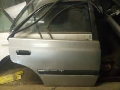 Дверь боковая. Toyota Carina, AT210, CT210