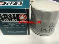Фильтр масляный Nissan VIC Фильтр масляный Nissan В Автомире VIC C231