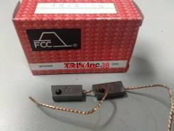 Щетки угольные для стартера 5x8x18 FCC [JMTX35]