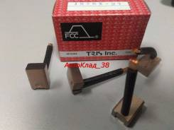 Щетки угольные для стартера 6,8x12x17 FCC [JMTSX27]