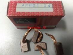 Щетки угольные для стартера 6,5x10x16 FCC [JNDSX34]