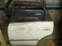 Дверь задняя левая Toyota Sprinter 110