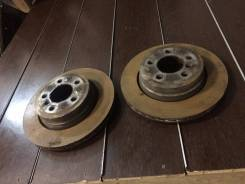 Диск тормозной. BMW X3, E83 Двигатели: N52B25, N52B30