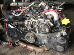 Двигатель в сборе. Subaru Forester, SF5 Двигатель EJ20G