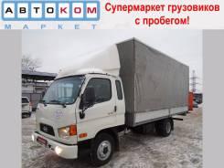 Hyundai HD78. 2012 борт-тент (шд, хюндай, хендэ) (0149), 3 900 куб. см., 5 000 кг.