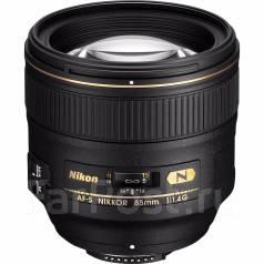 Продам Nikkor AF-S 85mm f/1.4G AF. Для Nikon, диаметр фильтра 77 мм