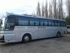 Hyundai Aero Space. Продается туристический автобус Hyundai AeroSpace, 12 800 куб. см., 43 места