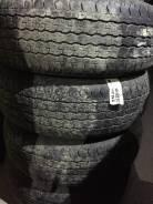 Bridgestone Dueler H/T D840. Всесезонные, износ: 40%, 4 шт