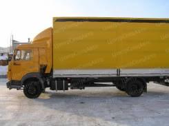 Камаз 4308. Автофургон тентованный , 6 700 куб. см., 5 700 кг.