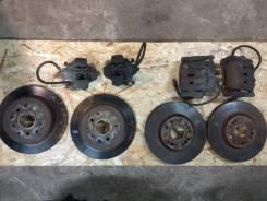 Ремкомплект суппорта. Toyota Mark II, JZX110 Двигатель 1JZGTE