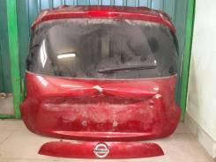 Дверь багажника. Nissan Juke, YF15, NF15, F15 Двигатели: MR16DDT, HR15DE, HR16DE