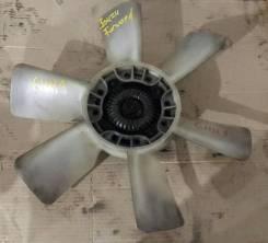 Вентилятор охлаждения радиатора. Isuzu Forward Двигатели: 6HH1, 6HH1N