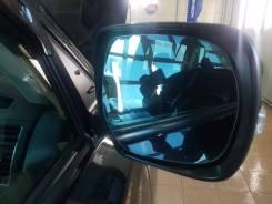 Зеркало заднего вида боковое. Toyota Land Cruiser, GRJ200, J200, URJ200, UZJ200, UZJ200W, VDJ200 Двигатели: 1GRFE, 1VDFTV, 2UZFE, 3URFE