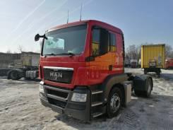 MAN TGS. Седельный тягач 18.360 2012 года, 360 куб. см., 11 162 кг.