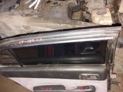 Уплотнитель двери багажника. Toyota Carina, ST190