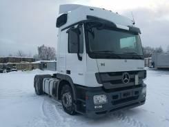 Mercedes-Benz Actros. Тягач Mercedes Benz Actros 1841 LS 2013 г., 12 000 куб. см., 10 200 кг.