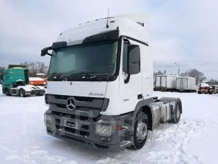 Mercedes-Benz Actros. Седельный тягач Mercedes Benz Actros 1841 LS 2013 год, 11 960 куб. см., 10 200 кг.