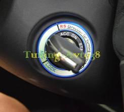 Вставка под замок зажигания. Ford Focus, DNW, DBW, DFW Двигатели: EDDF, EYDC, EDDB, EYDG, EYDL, FYDA, FYDD, EDDC, FYDH, EYDK, EYDE, EYDI, EYDD, FYDB...