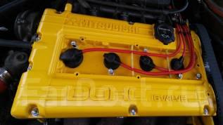 Двигатель в сборе. Mitsubishi Galant, E38A, E39A, E33A Mitsubishi TP Mitsubishi Eclipse, D22A, D27A Mitsubishi RVR, N23W, N23WG Двигатели: 4G63, 4G63T