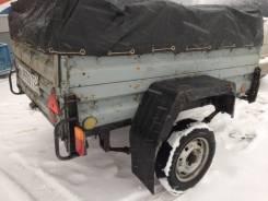 КМЗ 8136. Прицеп для легкового автомобиля, 570 кг.
