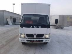 JBC SY1041. Новый трехтонник с изотермическим фургоном JBC 1041, 3 200 куб. см., 3 500 кг.