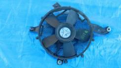 Вентилятор радиатора кондиционера. Mitsubishi Pajero, V21W, V23C, V23W, V24C, V24V, V24W, V24WG, V25C, V25W, V26C, V26W, V26WG, V34V, V43W, V44W, V44W...