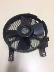 Вентилятор радиатора кондиционера. Toyota Hilux Surf, KZN130G, KZN130W, LN130G, LN130W Двигатель 2LTE