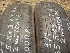 Bridgestone Duravis R670. Летние, 2013 год, износ: 30%, 2 шт