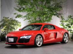 Audi R8. автомат, 4wd, 4.2, бензин, 6 000тыс. км, б/п. Под заказ