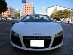 Audi R8 Spyder. автомат, 4wd, бензин, 16 200тыс. км, б/п. Под заказ