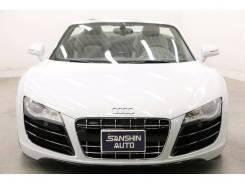 Audi R8 Spyder. автомат, 4wd, 5.2, бензин, 11 300тыс. км, б/п. Под заказ