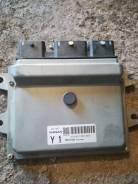 Блок управления двс. Nissan Tiida Latio, SC11, SNC11 Двигатель HR15DE