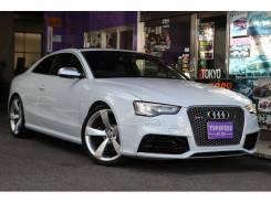 Audi RS5. автомат, 4wd, 4.2, бензин, 13 000тыс. км, б/п. Под заказ